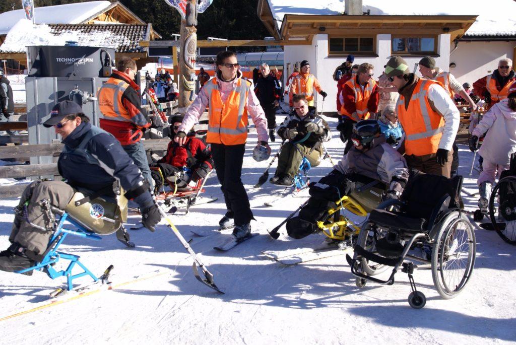 SWG wintersport Italië